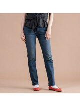 501® JEANS FOR WOMEN BLUE BOOTS