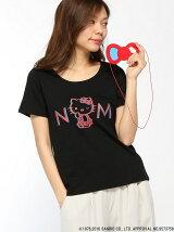 ハローキティ3DプリントTシャツ