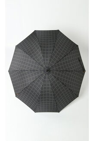 M&P WOOD 柄長傘