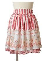アイスクリーム柄スカート