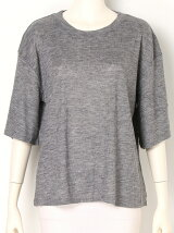 【CASUAL】ルーズテレコTOPS