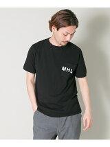 MHL.×URBAN RESEARCH 別注LOGO T-SHIRTS