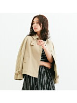 Aラインショートコート【予約】
