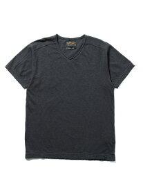 BEAMS MEN BEAMS PLUS / V-NECK TEE ビームス メン カットソー Tシャツ ブラック ネイビー ホワイト ピンク【送料無料】