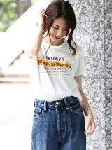 MILDMELLOWロゴTシャツ