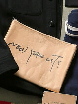 [nuan+別注] Paper Clutch Bag -Small-