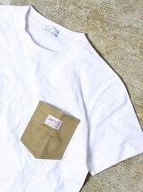 SMITH別注ポケットTシャツ§