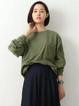 Goodwear / カスタム ビッグ ロングスリーブ Tシャツ ビームスボーイ 別注 ロンスリ