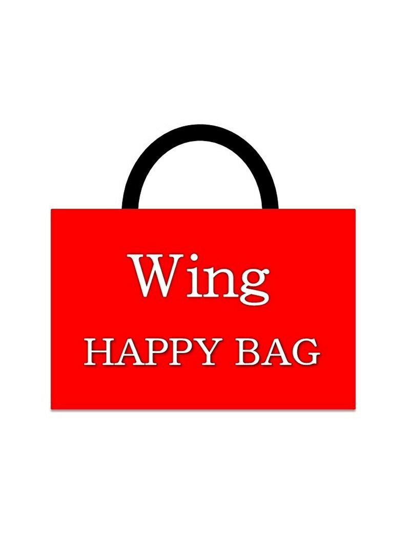 wing 【福袋】ショーツ5枚セット ウイング その他