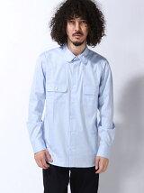 コットンデザインシャツ