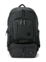 (U)【LEADER BIKES×MAKAVELIC】FEARLESS UNION BACKPACK