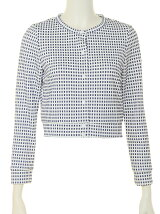 GINGHAM JERSEY TOPS