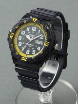 TETE HOMME/(W)【WEB店限定】CASIO カラーダイバー アナログ