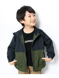 devirock ウインドブレーカー 男の子 女の子 トップス ジャケット デビロックストア 子供服 キッズ デビロック カットソー スウェット