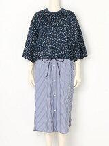 LIBERTY FLORAL PRINT TEE DRESS