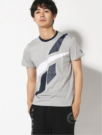 【SALE/60%OFF】Reebok Classic クラシックス Tシャツ [Classics Tee] リーボック リーボック スポーツ/水着 スポーツウェア グレー ブルー ホワイト