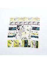 【manipuri】 patchwork bangleスカーフ