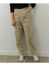 Lee×DOORS-natural- CORDUROY STRAIGHT PANTS