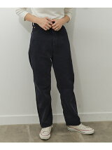 Lee×DOORS-natural- CORDUROY STRAIGHT PANTS