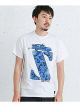 MAGIC NUMBER Jimmyz×Gremlin SHORT-SLEEVE T-SHIRTS
