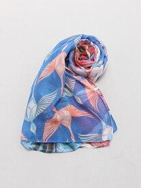 【SALE/30%OFF】Desigual スカーフ 花&鳥柄 BIRDY デシグアル ファッショングッズ スカーフ/バンダナ【送料無料】