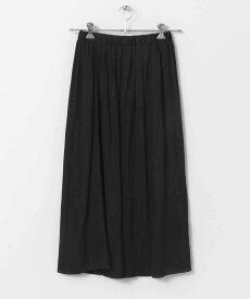 【SALE/45%OFF】ワッシャープリーツスカート センス オブ プレイス スカート【RBA_S】【RBA_E】