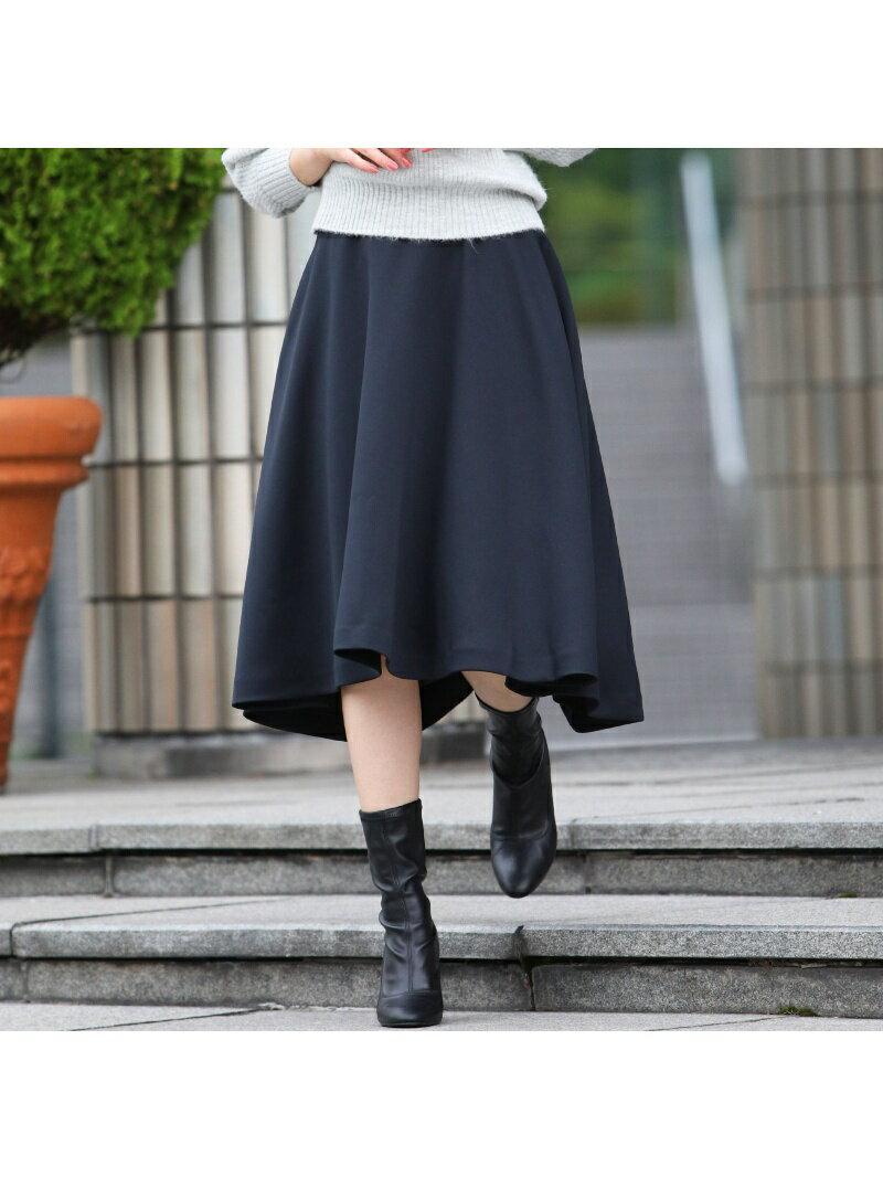 【SALE/60%OFF】QUEENS COURT フレアスカート クイーンズコート スカート【RBA_S】【RBA_E】【送料無料】