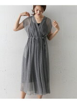 【別注】SOIL×DOORS CACHE COEUR DRESS