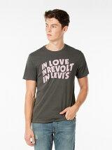 グラフィックTシャツ-WORDMARK REVOLT CAVIAR