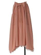 フリンジリボンスカート《Prime flex》