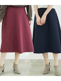 【SALE/10%OFF】ROPE' PICNIC リバーシブルスカート ロペピクニック スカート【RBA_S】【RBA_E】【送料無料】