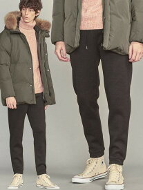 BEAUTY & YOUTH UNITED ARROWS BYスウェットフリースジョガーパンツ ビューティ&ユース ユナイテッドアローズ パンツ/ジーンズ フルレングス ブラウン ブラック グレー ネイビー【送料無料】