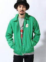 【ICECREAM】GLOW CLOCK COACH JACKET