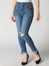 GM Stretch skinny denim pants