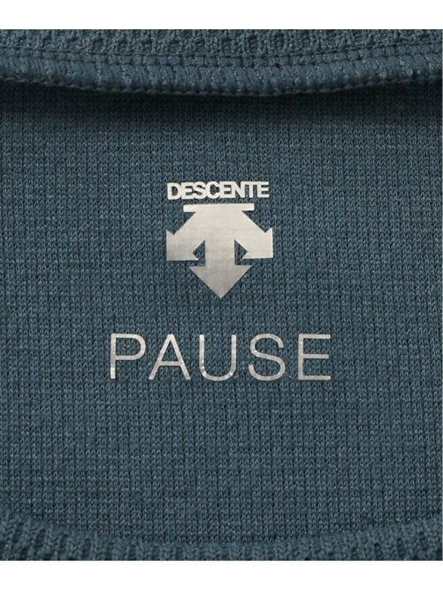 DESCENTE PAUSE EX THERMAL H/S T-SHIRT