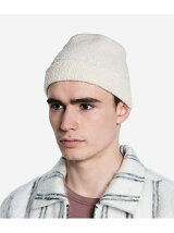 CASHMERE BOUCLE BEANIE