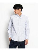 ボタンダウンオックスシャツ