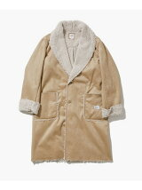 FAKE MOUTON COAT