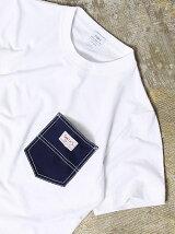 SMITH別注ポケットTシャツ