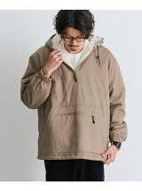 PERMA-PREST for Sonny Label 裏ボアアノラックパーカー