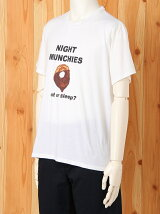 [HOMME]NIGHT MUNCHIES Tシャツ