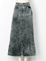 SNOW WASH SKIRT