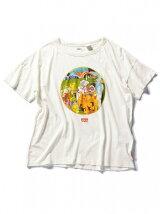 グラフィックTシャツ-ARCHIVE MARSHMALLOW