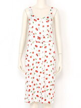 ACID CHERRY wanda dress