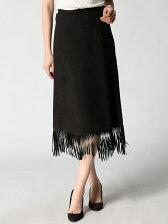Misti/(W)レザースタイルスカート