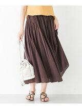 インド綿マキシスカート