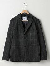 【セットアップ企画】グレンチェックテーラードジャケット※パンツ別売り