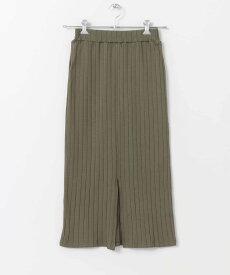 【SALE/66%OFF】カットナロースカート センス オブ プレイス スカート【RBA_S】【RBA_E】