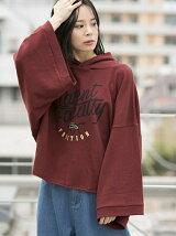 ショート丈ドルマンパーカーPO(B)