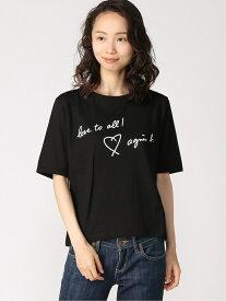 To b. by agnes b. To b. by agnes b. /(W)WG29 TS Tシャツ アニエスベー カットソー Tシャツ ブラック ホワイト【送料無料】